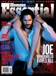 Essential Homme issue May-June 2012