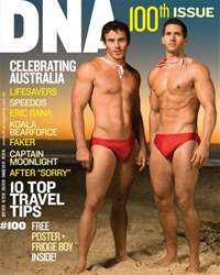 DNA Magazine issue DNA #100