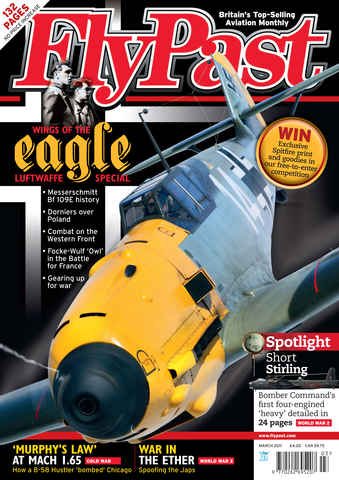 FlyPast issue March 2011