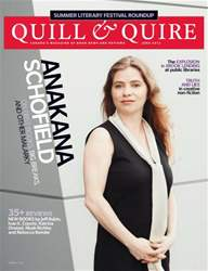 Quill & Quire issue June 2012