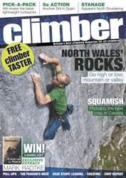Free Climber taster issue Free Climber taster