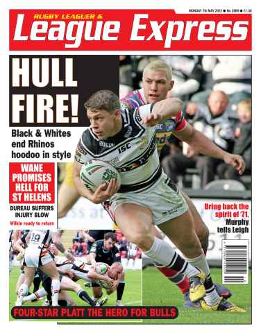 League Express issue 2809
