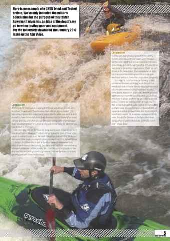 Canoe & Kayak UK Preview 5