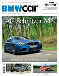 BMW Car issue June 2012
