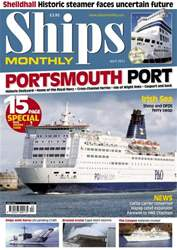 Ships Monthly issue April 2011