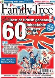 Family Tree issue Family Tree June 2012