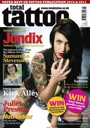 Total Tattoo issue June 2012