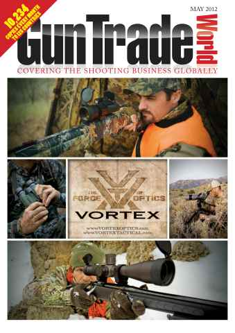 Gun Trade World issue May 2012