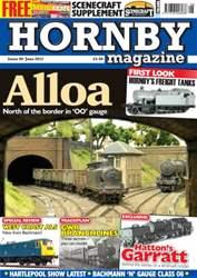 Hornby Magazine issue June 2012