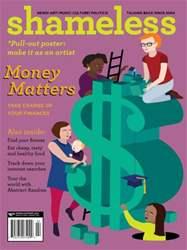 Shameless Magazine issue Summer 2012