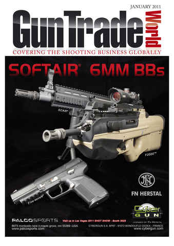 Gun Trade World issue January 2011