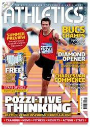 Athletics Weekly issue AW May 10 2012