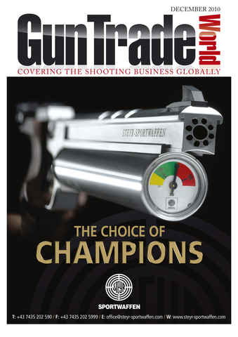 Gun Trade World issue December 2010