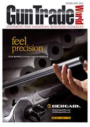 Gun Trade World issue February 2011