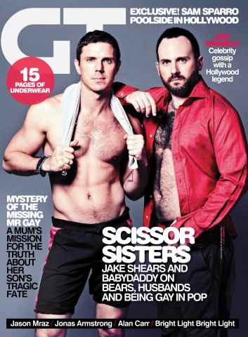 Gay Times issue Summer 2012