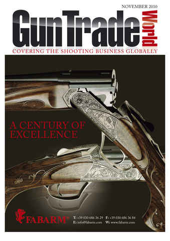 Gun Trade World issue November 2010