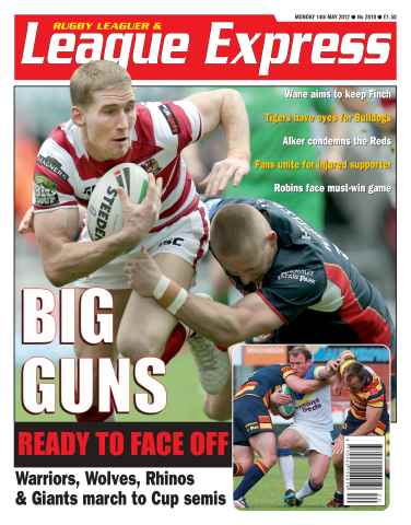 League Express issue 2810