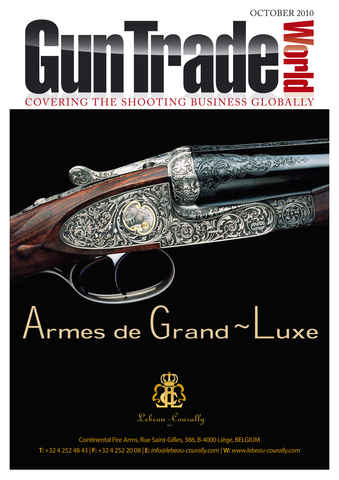 Gun Trade World issue October 2010
