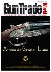 Gun Trade World issue October 2010