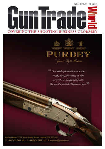 Gun Trade World issue September 2010
