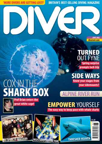 DIVER issue June 2012