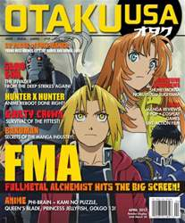 Otaku issue April 2012