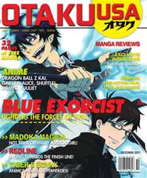Otaku issue October 2011