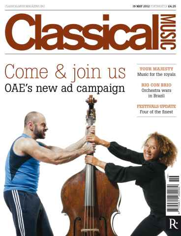 Classical Music issue Classical Music 19 May
