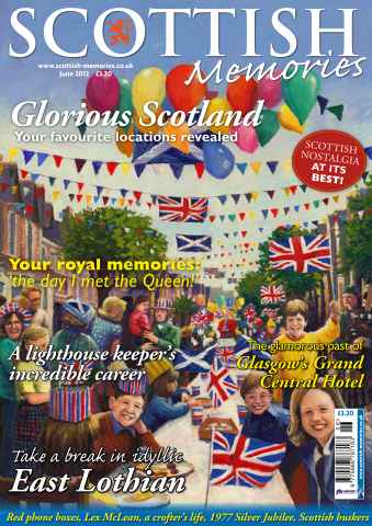 Scottish Memories issue June 2012