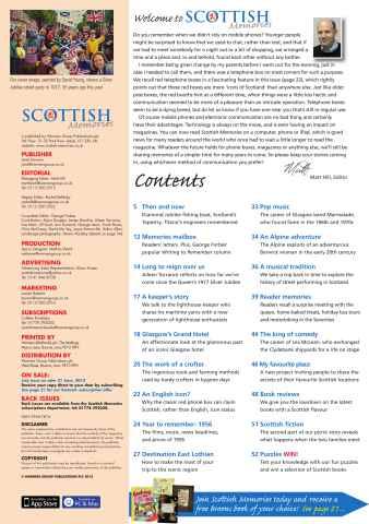 Scottish Memories Preview 3