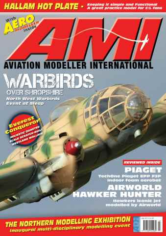 Aviation Modeller International issue July 2012