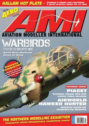 Aviation Modeller International issue July 2012