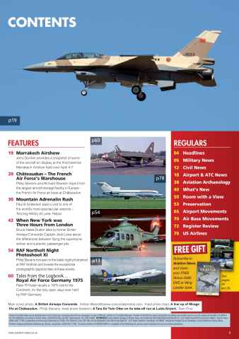 Aviation News incorporating JETS Magazine Preview 3