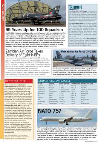 Aviation News incorporating JETS Magazine Preview 8