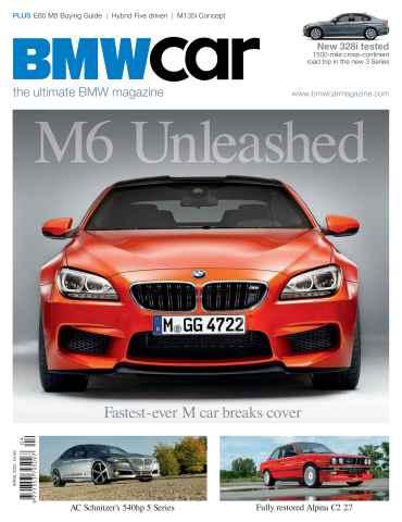 BMW Car issue April 2012