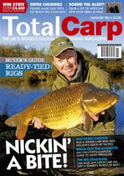 Total Carp issue January 2011