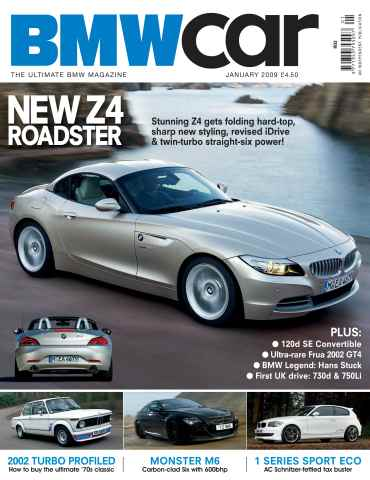 BMW Car issue January 2009