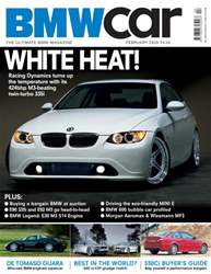 BMW Car issue February 2009