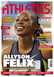 Athletics Weekly issue AW May 17 2012