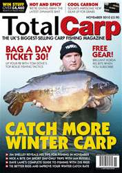Total Carp issue November 2010