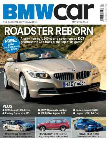 BMW Car issue May 2009
