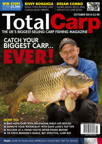 Total Carp issue October 2010