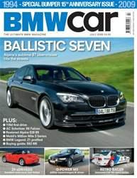 BMW Car issue July 2009