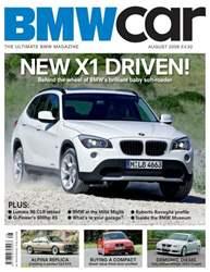 BMW Car issue August 2009