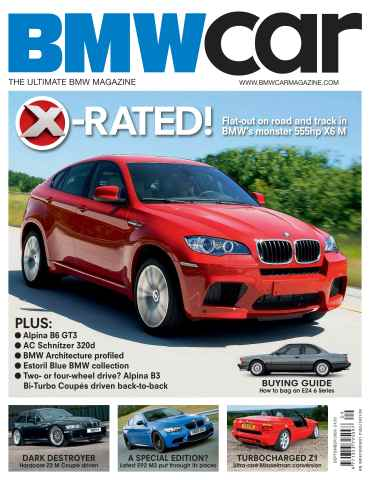 BMW Car issue September 2009