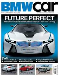 BMW Car issue October 2009