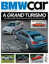 BMW Car issue November 2009