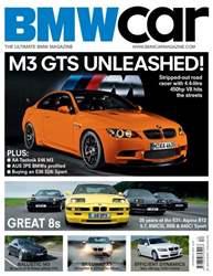 BMW Car issue December 2009