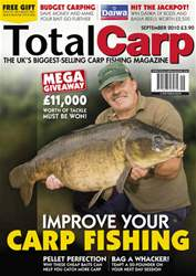 Total Carp issue September 2010