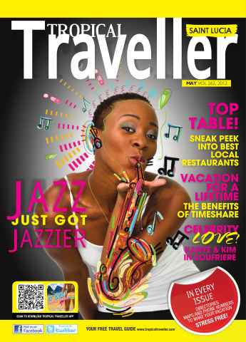 Tropical Traveller issue May 2012